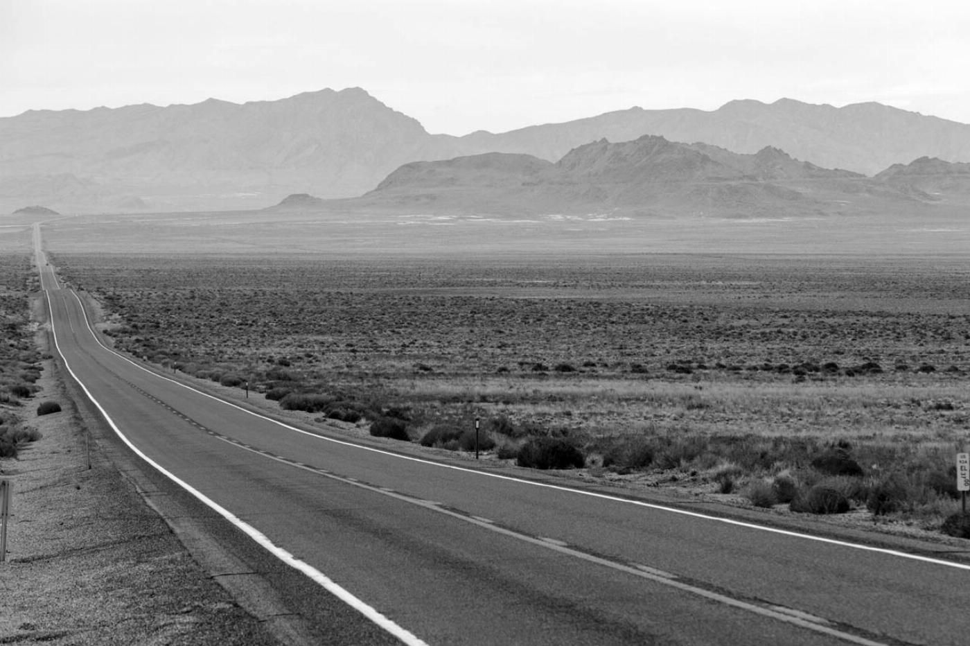 US-93A West Wendover to Ely, Nevada, USA | Sara Janini